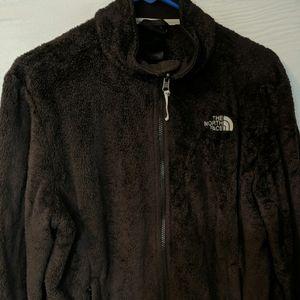North Face unlined fleece jacket